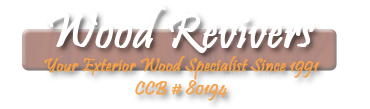 Wood Revivers - Portland Painting Services